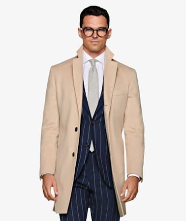 Jort Light Brown Coat