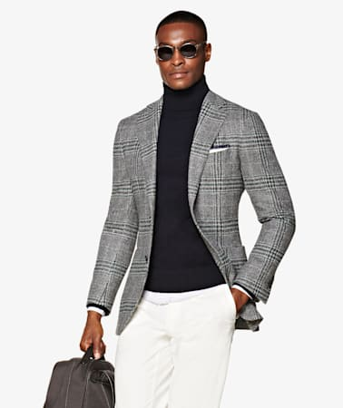Jacket_Grey_Check_Havana_C1278I