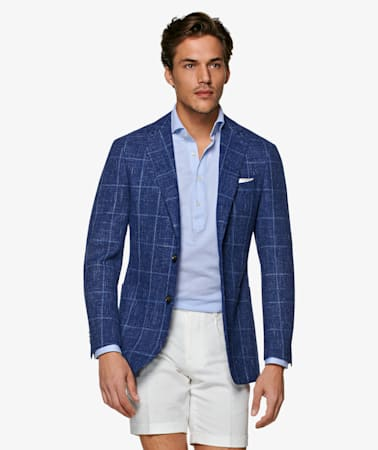 Jacket_Blue_Check_Havana_C1334I