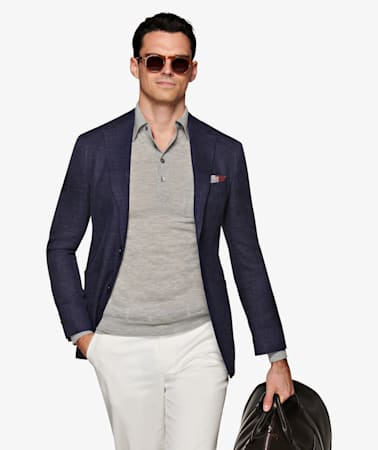Jacket_Navy_Plain_Havana_C1339I