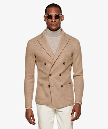 Havana Light Brown  Jacket