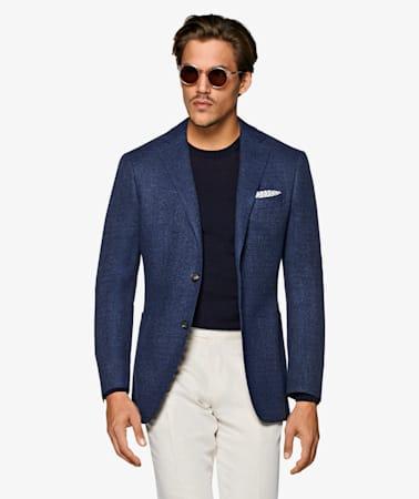 Blue Havana Jacket