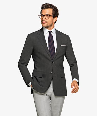 Jacket_Mid_Grey_Plain_Havana_C4766I