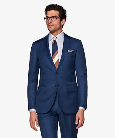 Mid Blue Lazio Suit
