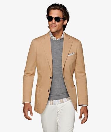 Jacket_Camel_Plain_Havana_C5795I