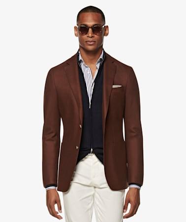 Havana Brown Jacket