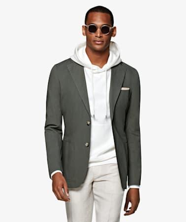 Havana Green Jacket