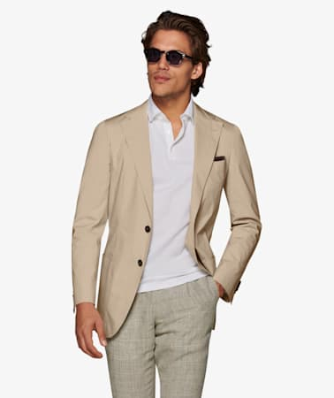 Light Brown Havana Jacket