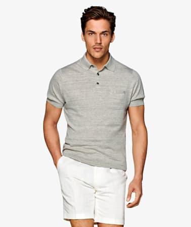 Grey Polo