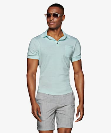 Light Mint Polo