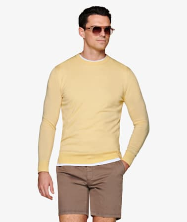 Yellow_Crewneck_SW963