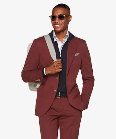 Havana Red Suit