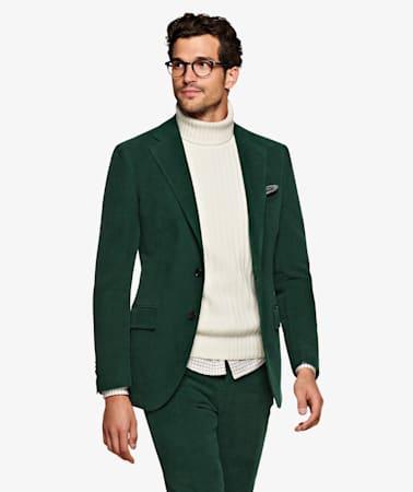Jort Green Suit