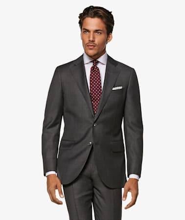 Lazio Grey Suit