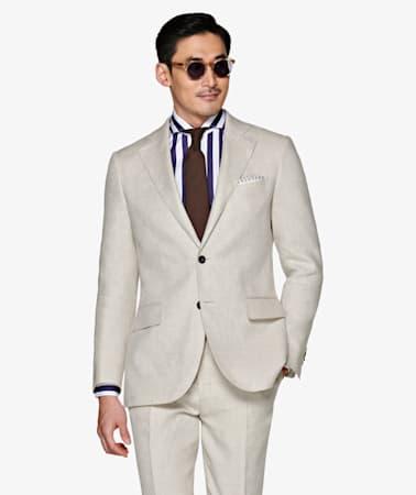 Lazio Light Brown Suit
