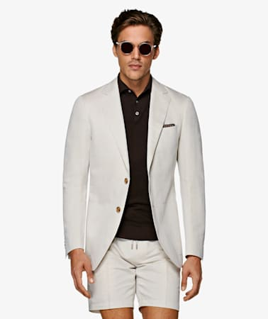 Sand Havana Suit