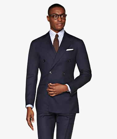 Jort Navy Suit