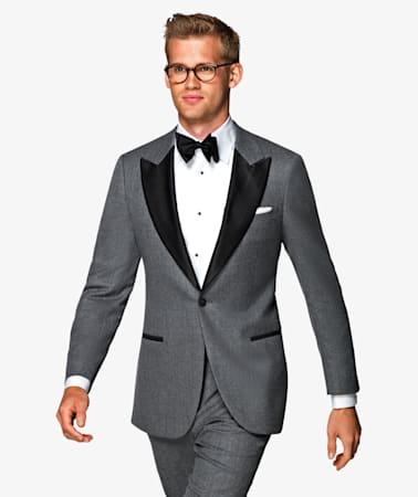 Lazio Grey Tuxedo