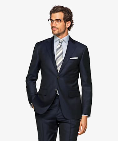 Suit_Navy_Plain_Napoli_P5229ITAH