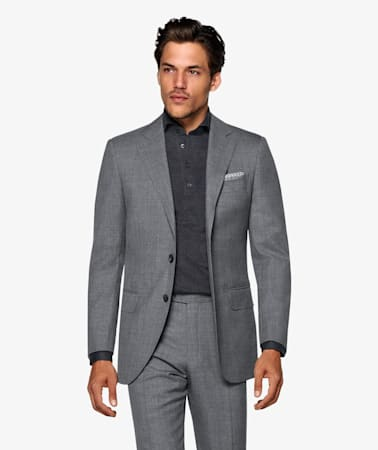 Suit_Mid_Grey_Plain_Lazio_P5294I