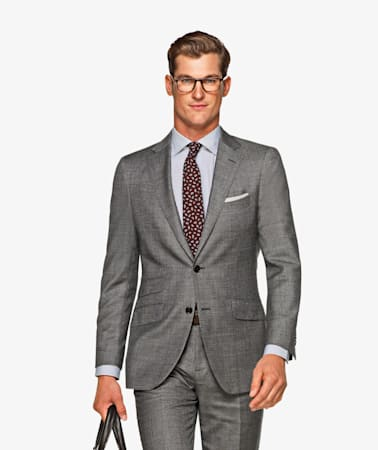 Sienna Mid Grey Suit