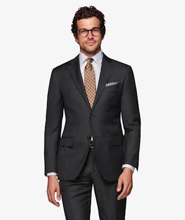Napoli Dark Grey Suit