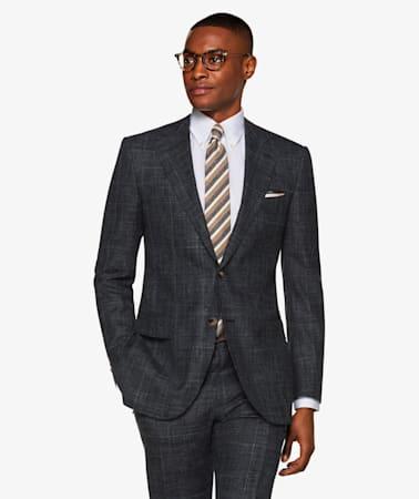 Suit_Dark_Grey_Check_Lazio_P5420I