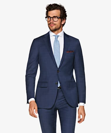 Suit_Mid_Blue_Check_Sienna_P5505I