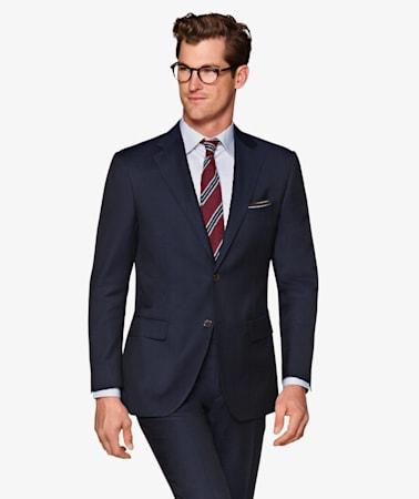 Lazio Navy Suit