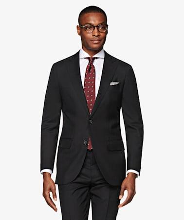 Sienna Black Suit