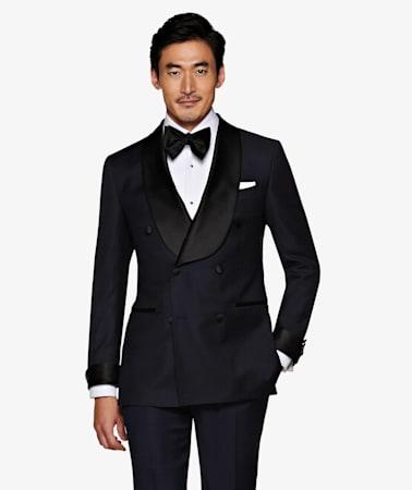 Jort Navy Tuxedo