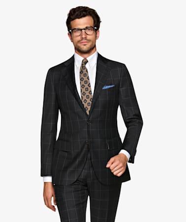 Suit_Dark_Grey_Check_Lazio_P5613I