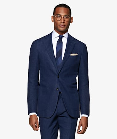 Suit_Navy_Plain_Havana_P5745I