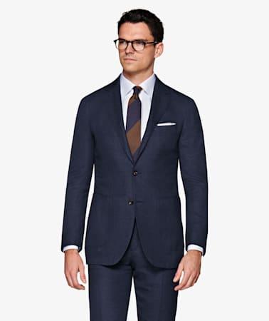 Suit_Navy_Plain_Havana_P5753I