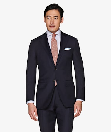 Suit_Navy_Plain_La_Spalla_P5785I
