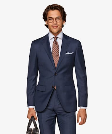 Napoli Navy Suit
