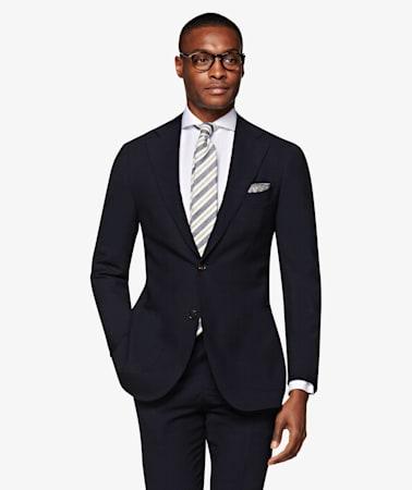 Jort Navy Suit