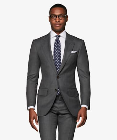 Washington Grey Suit