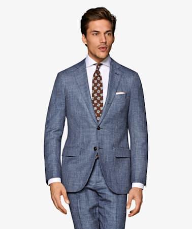 Light Blue Sienna Suit