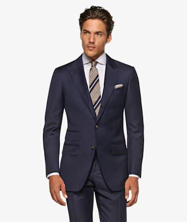 Mid Blue Washington Suit