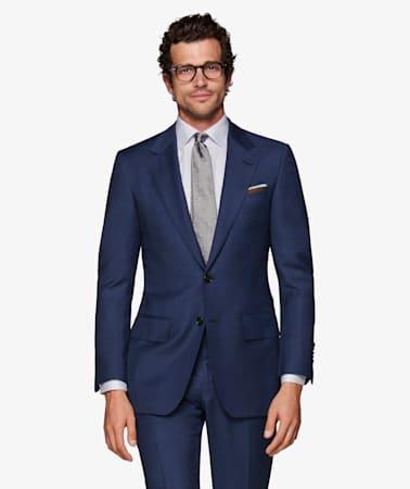 Navy Washington Suit