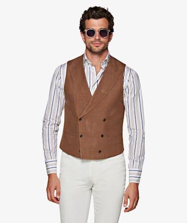 Verwonderend Tailored Waistcoats for Men   Suitsupply Online Store LT-87