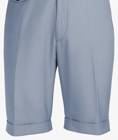 Light Blue Bolton Shorts