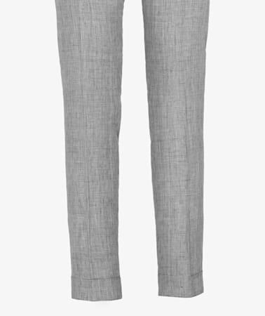 Light Grey  Soho Trousers