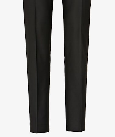Black Formal Brescia Tuxedo trousers