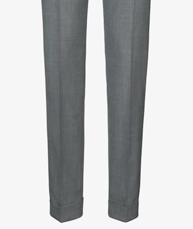 Grey  Soho Trousers