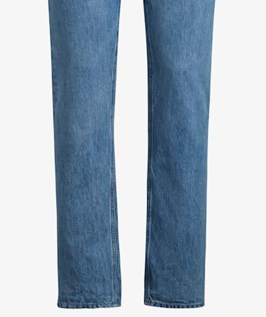 Light Blue 5 Pocket Alain Jeans
