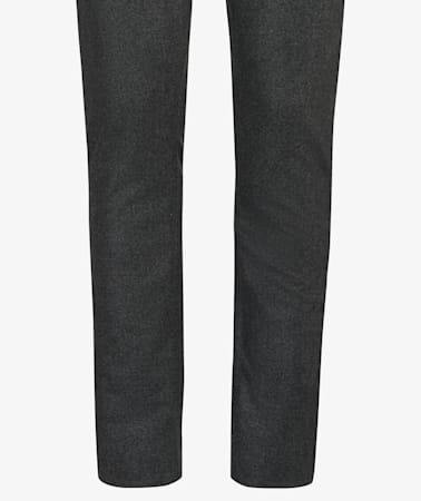 Dark Grey 5 Pocket Alain Trousers
