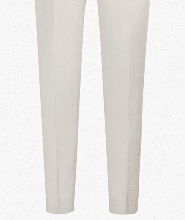 Sand Pleated Brentwood Trousers