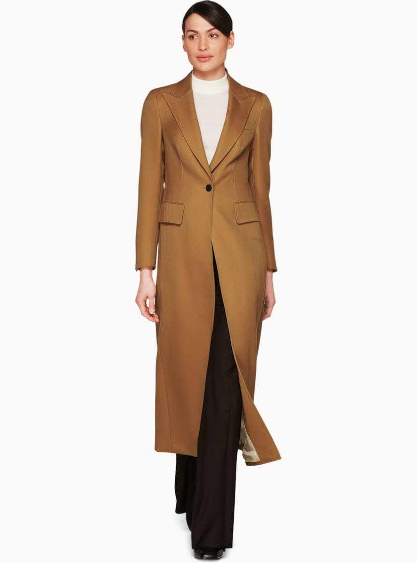 Dane Camel  Coat